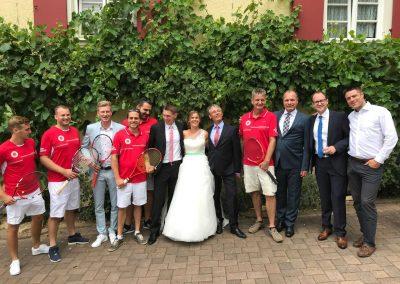 Hochzeit3 Tennis Kenzingen