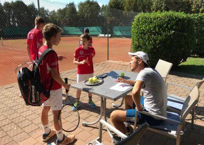 Jugendturnier Tennis Kenzingen