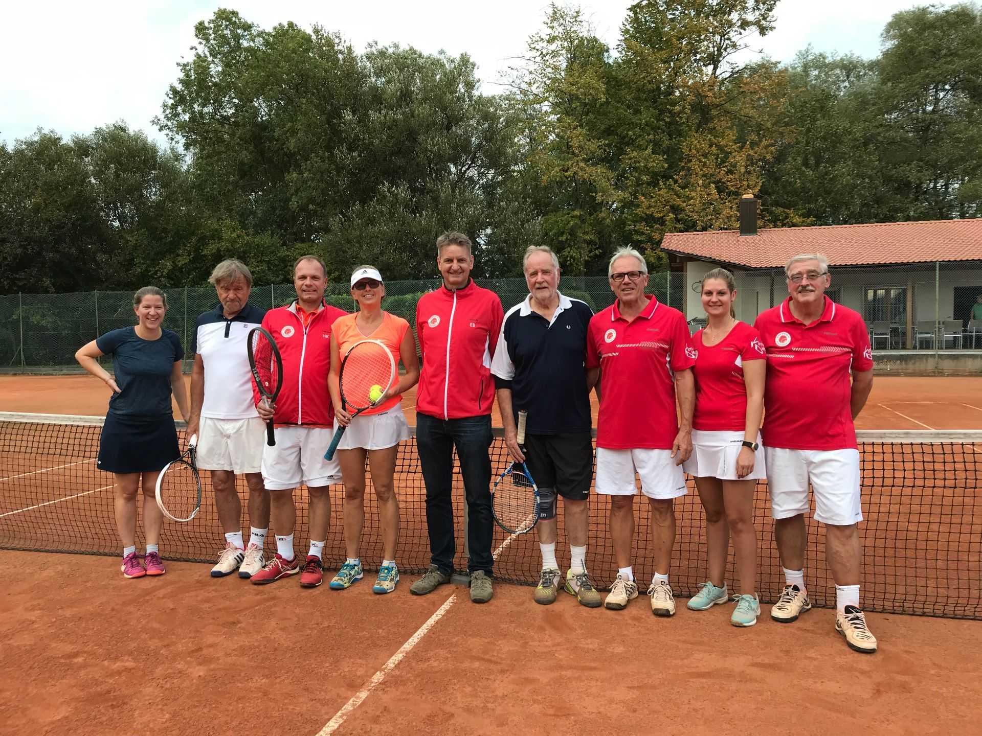 DoppelVM2018 Tennis Kenzingen