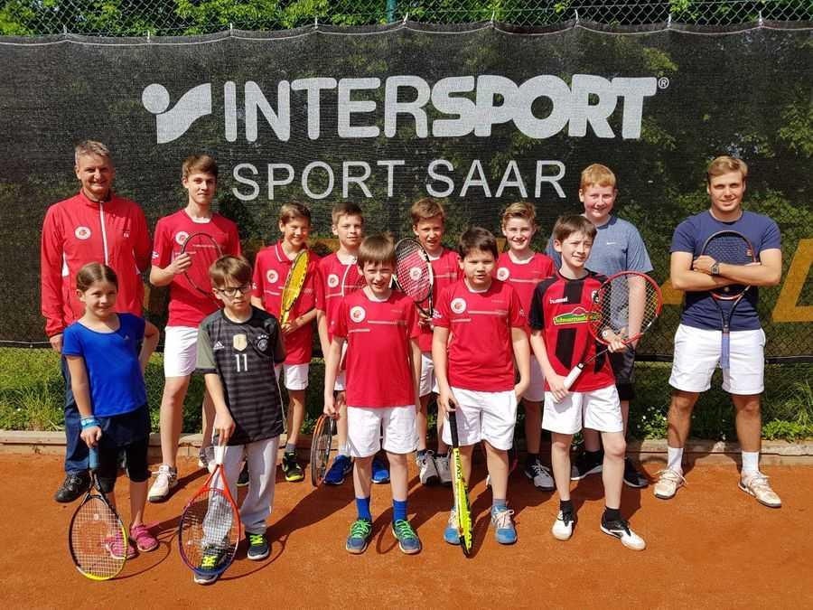 Jugendschleifchenturnier Tennis Kenzingen