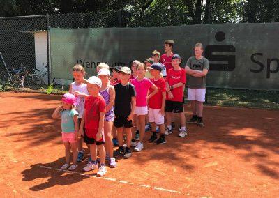 Jugendtraining1 Tennis Kenzingen