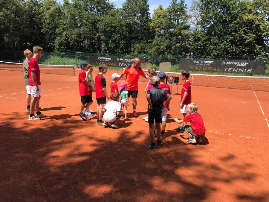Jugendtraining2 Tennis Kenzingen