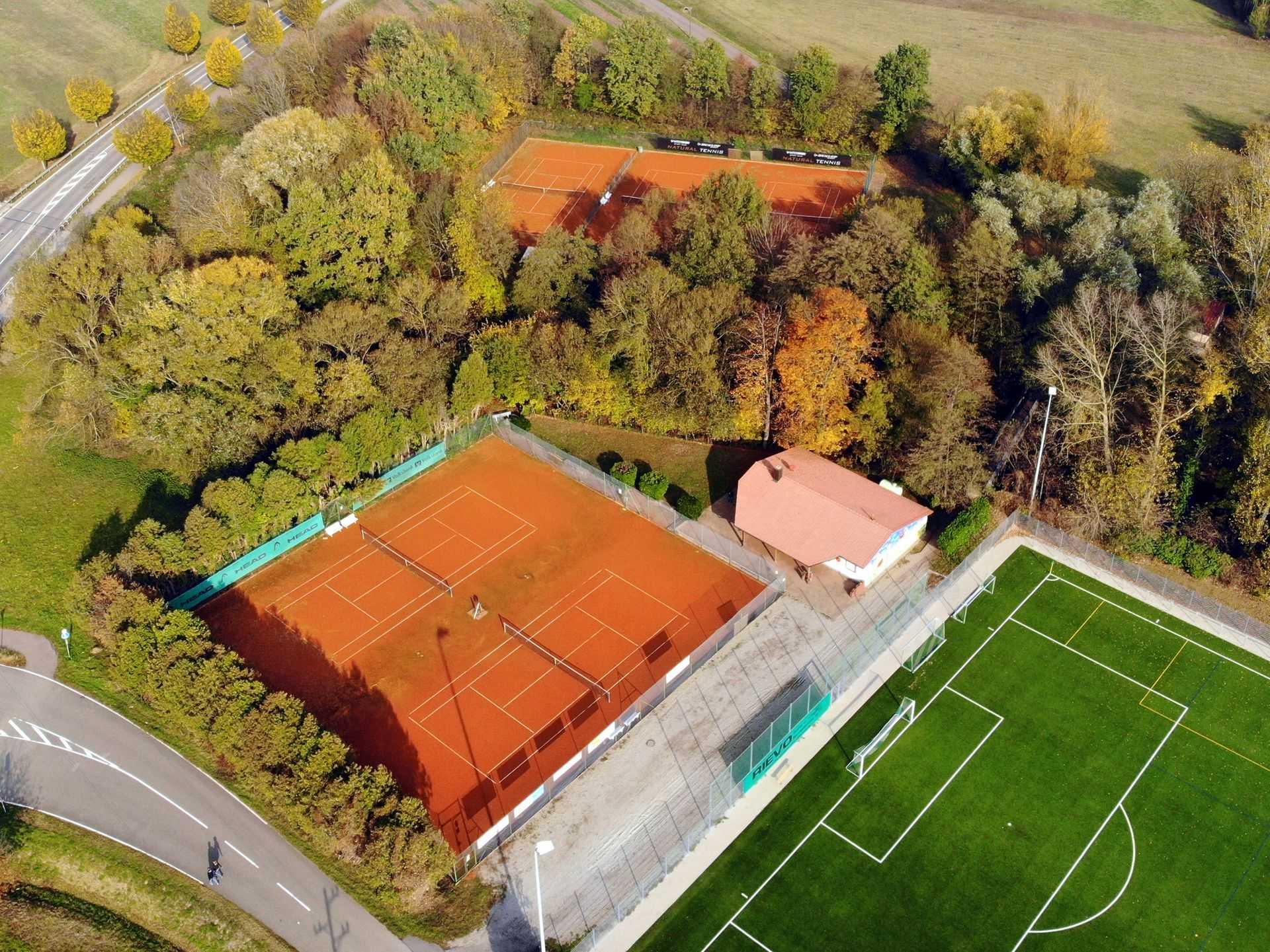 Platzanlage Tennis Kenzingen