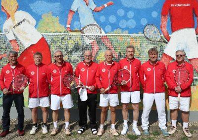 Tennisverein Kenzingen manschafte 10
