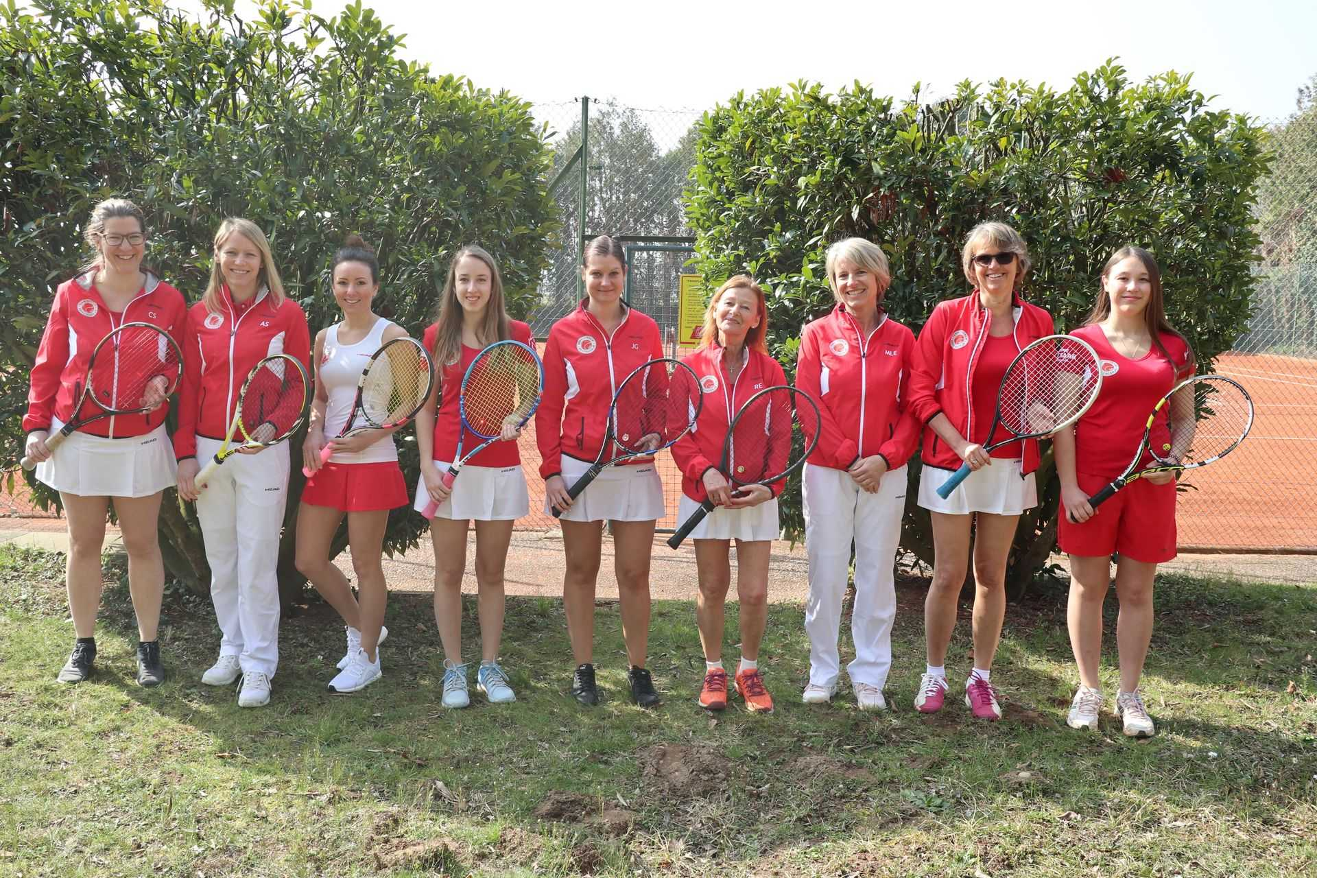 Tennisverein Kenzingen manschafte 11