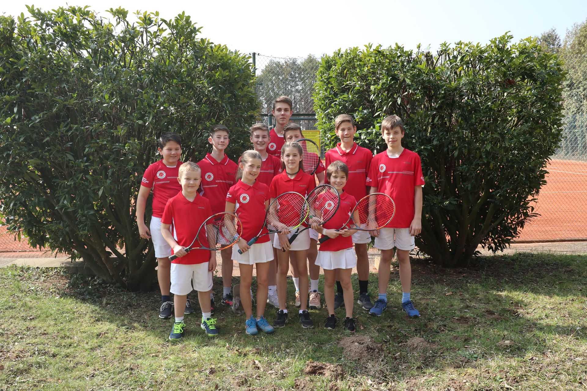 Tennisverein Kenzingen manschafte 12