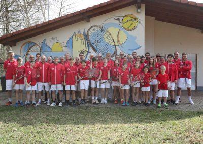 Tennisverein Kenzingen manschafte 13