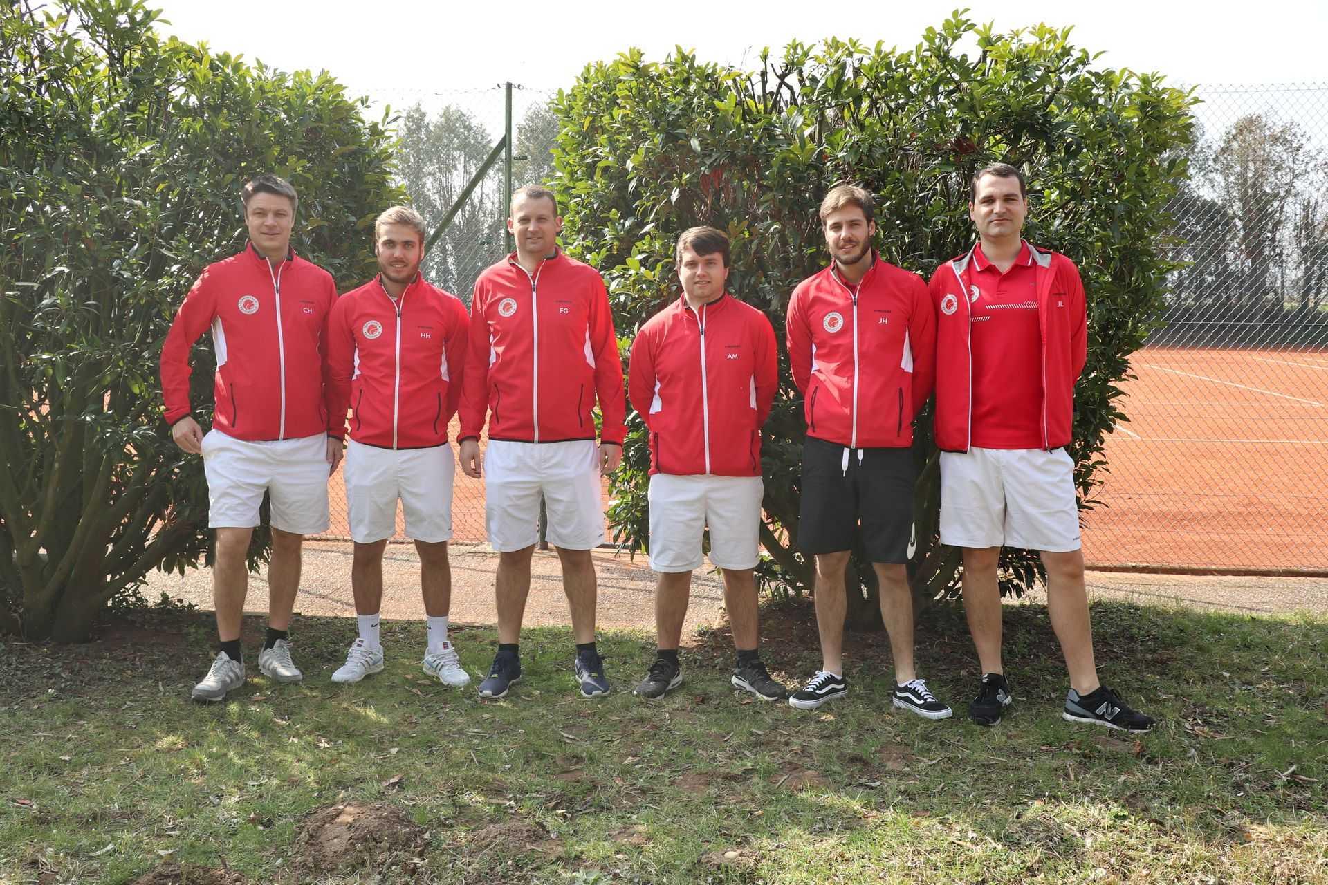 Tennisverein Kenzingen manschafte 14
