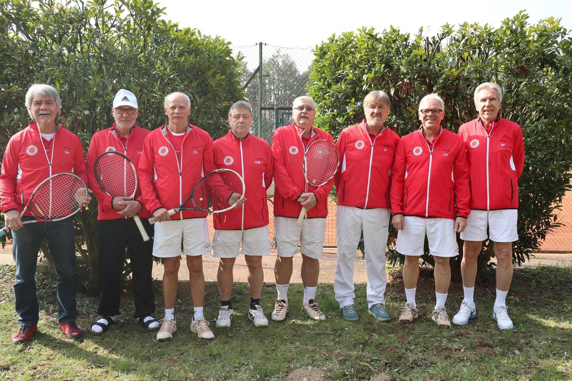 Tennisverein Kenzingen manschafte 15