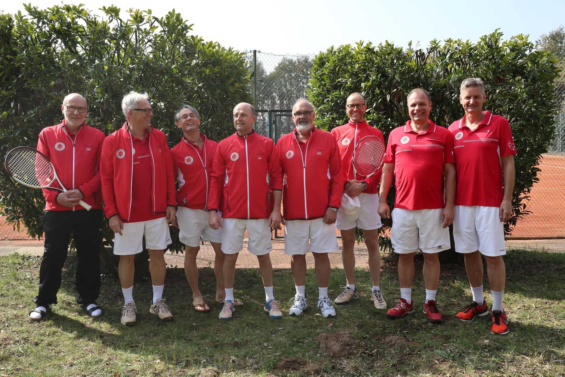 Tennisverein Kenzingen manschafte 16