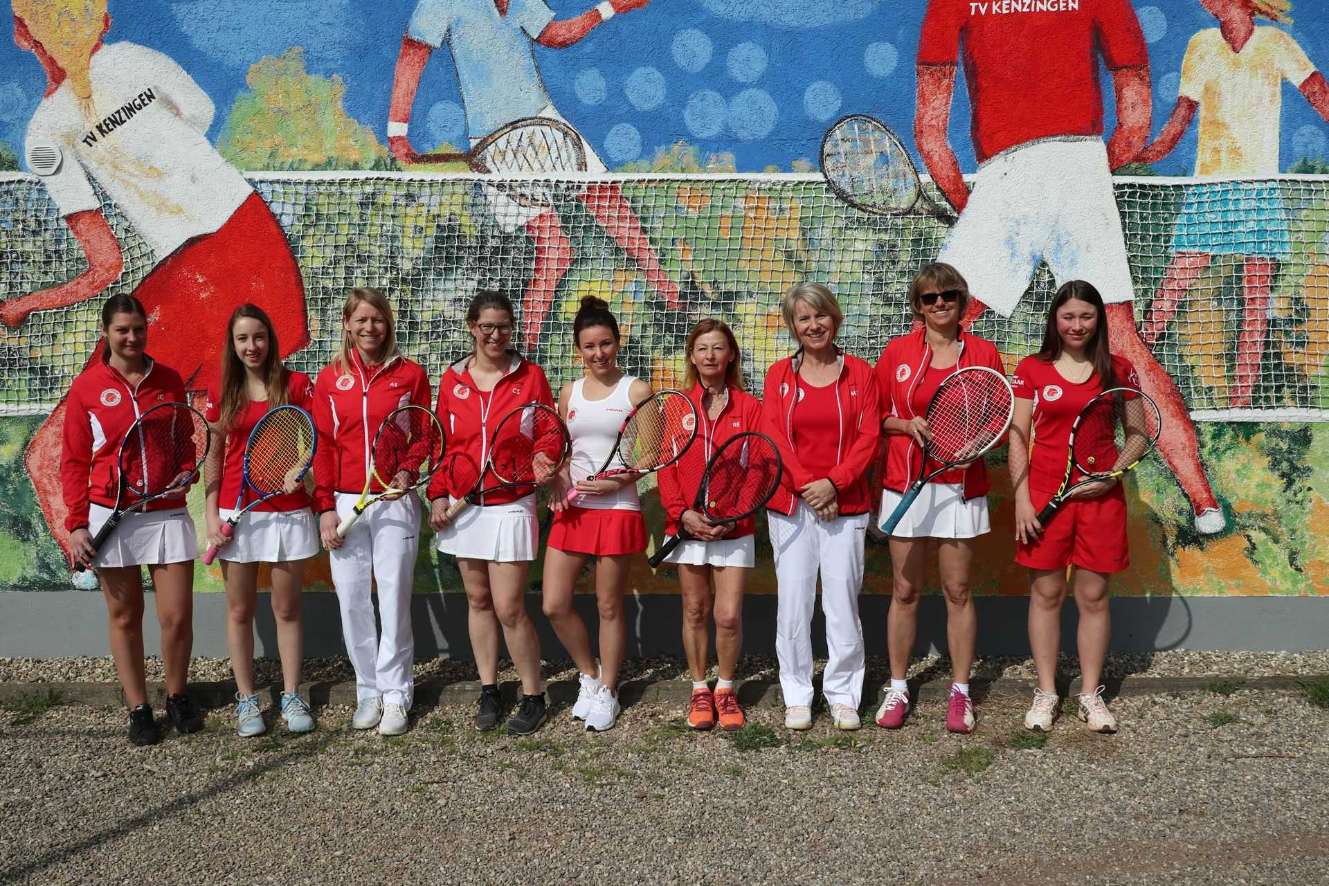 Tennisverein Kenzingen manschafte 2