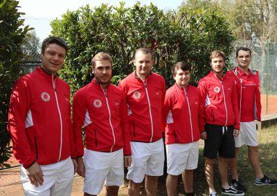 Tennisverein Kenzingen manschafte 25