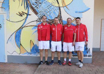 Tennisverein Kenzingen manschafte 26