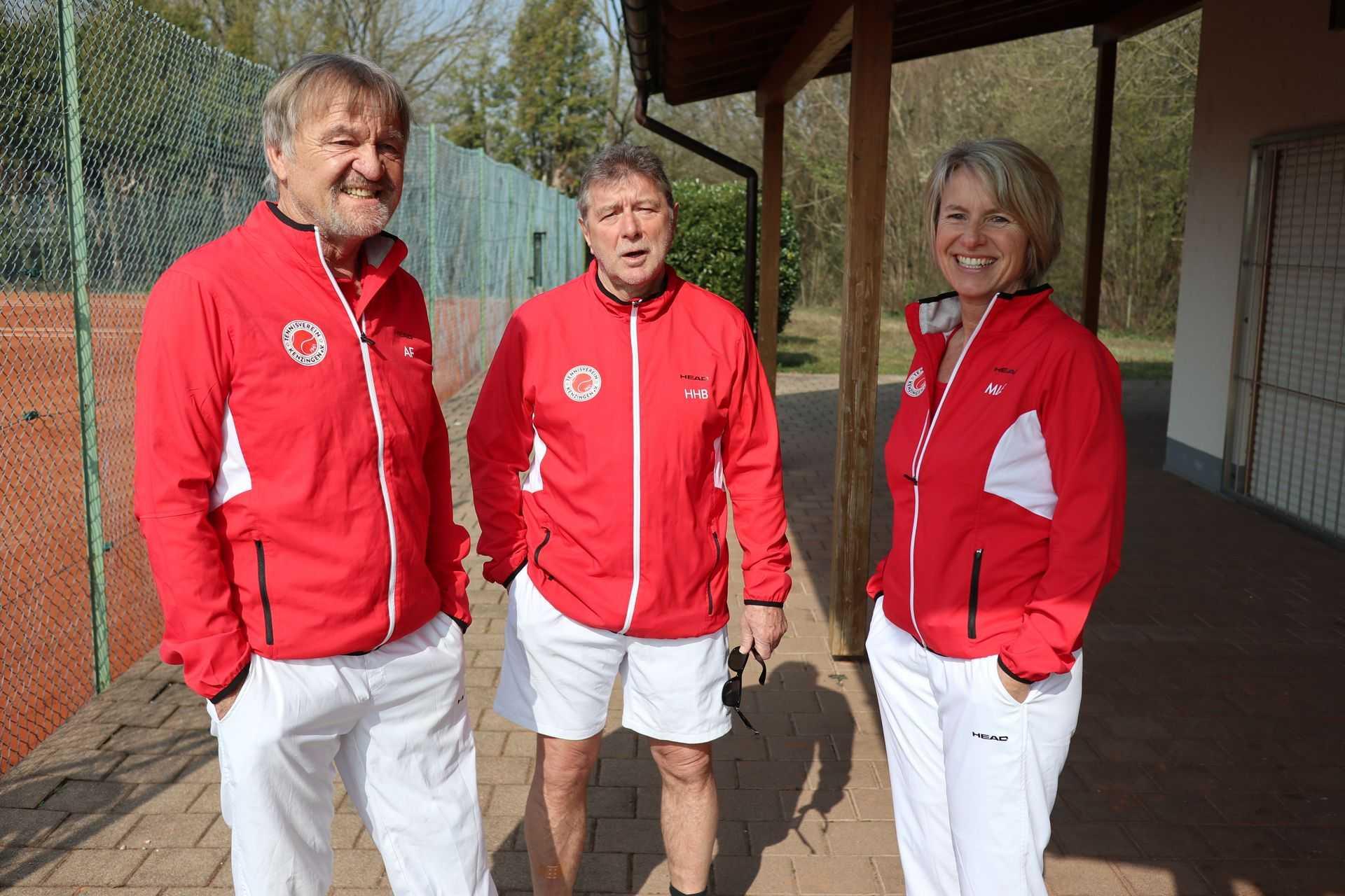 Tennisverein Kenzingen manschafte 27