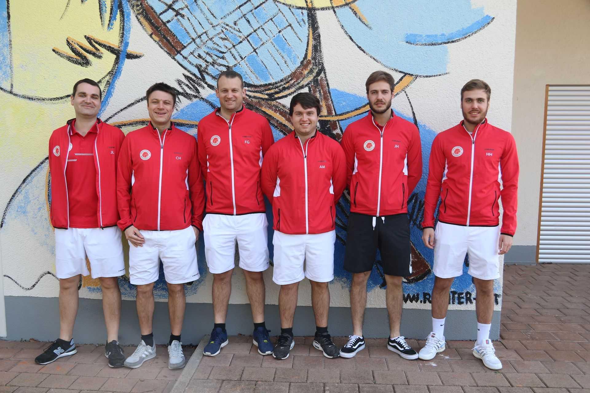 Tennisverein Kenzingen manschafte 29