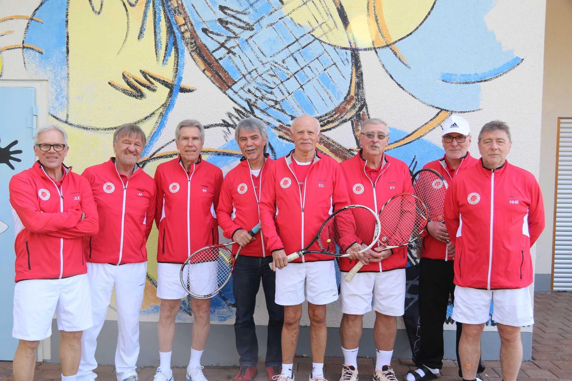 Tennisverein Kenzingen manschafte 32