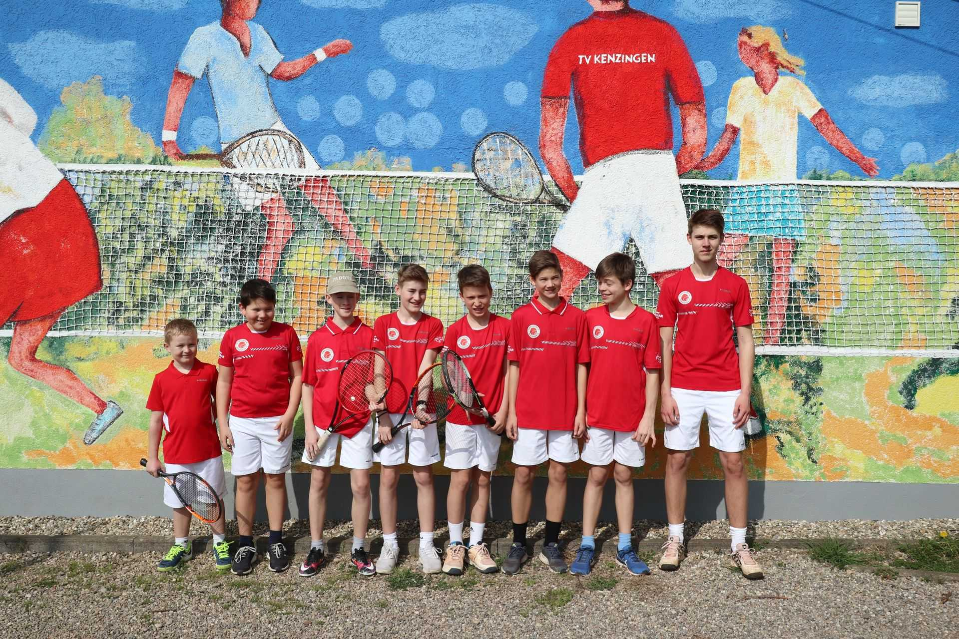 Tennisverein Kenzingen manschafte 4