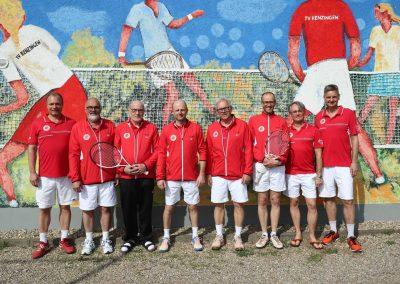Tennisverein Kenzingen manschafte 5