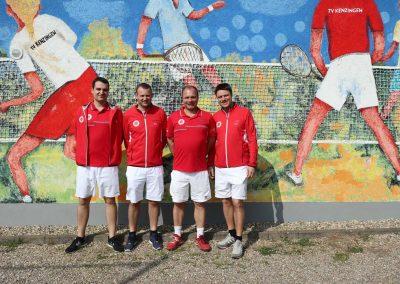 Tennisverein Kenzingen manschafte 6