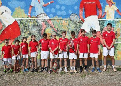 Tennisverein Kenzingen manschafte 7