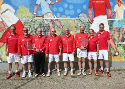 Tennisverein Kenzingen manschafte 8