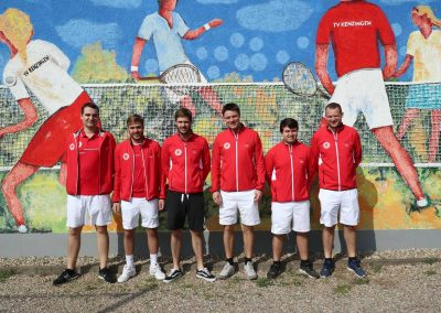 Tennisverein Kenzingen manschafte 9