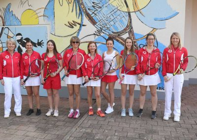Tennisverein Kenzingen manschaften 19
